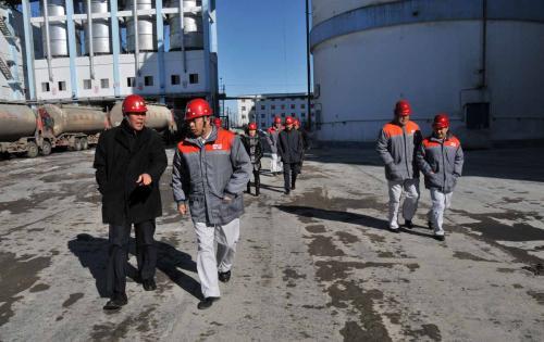 河北涿鹿一水泥公司发生安全事故致6人死亡