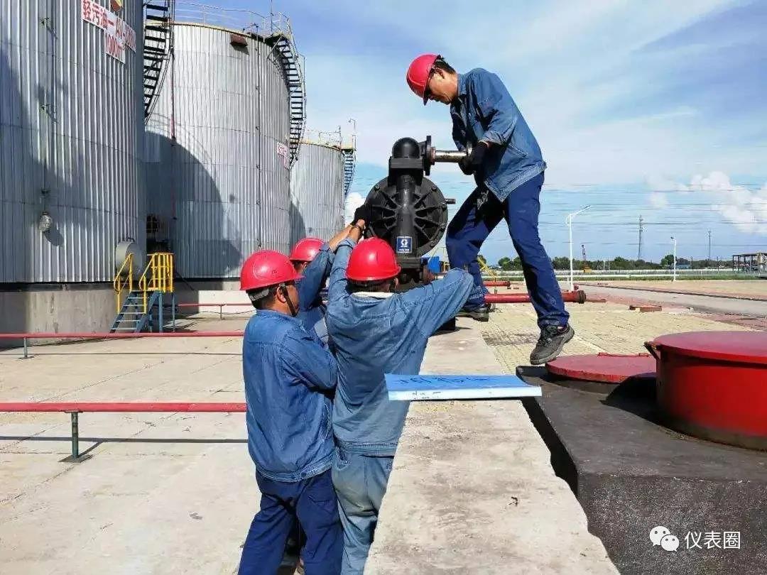 干货 | 2020版危化品企业电仪管理风险隐患自查清单